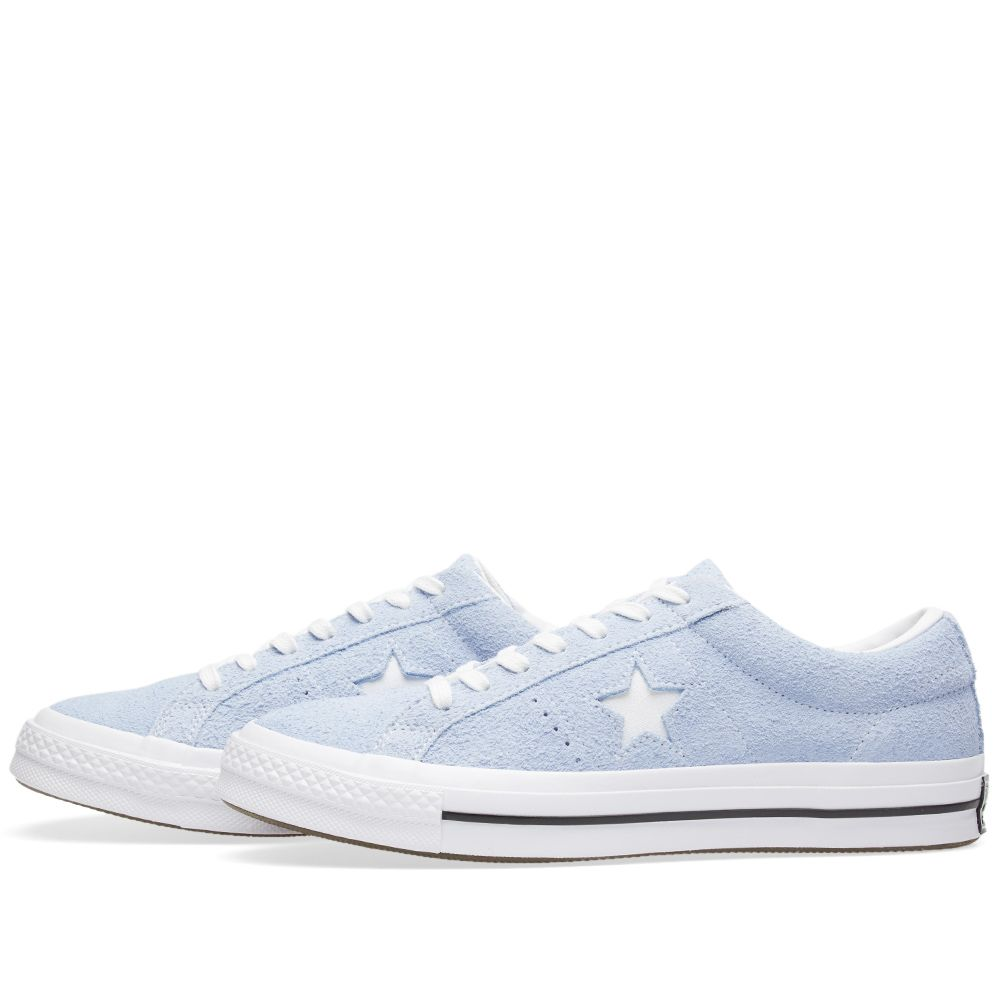 d5b42f1916e Converse One Star Ox Pastel Pack. Pastel Blue ...