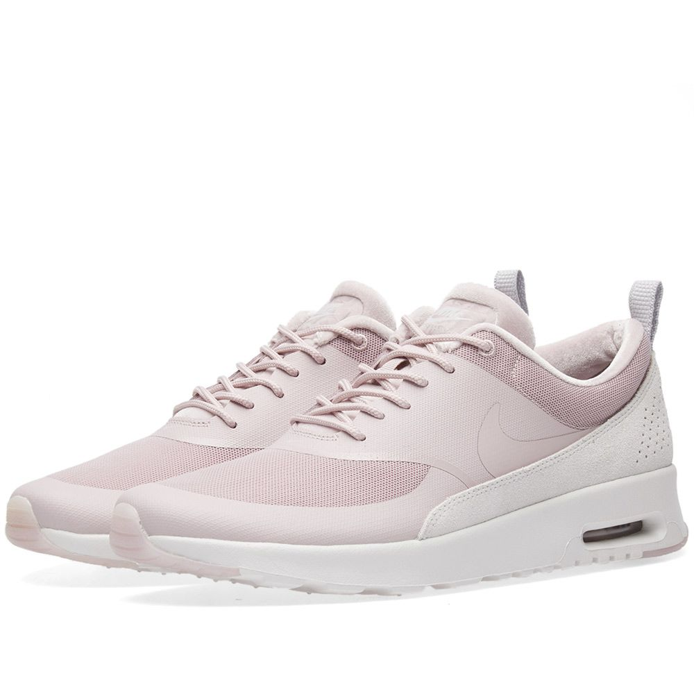 55d28360ad Nike Air Max Thea LX Partcile Rose & Vast Grey | END.