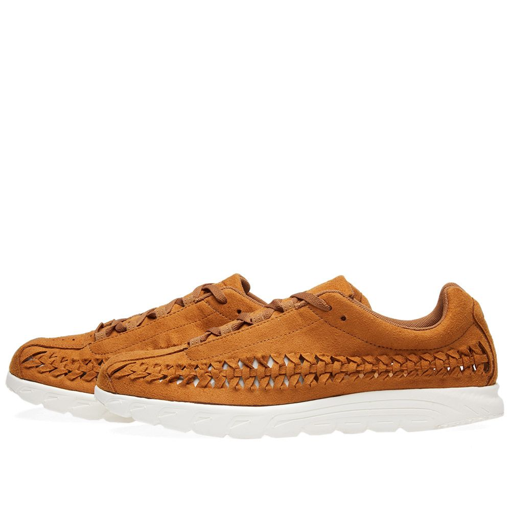 uk availability e9858 50f7c Nike Mayfly Woven Ale Brown & Sail   END.