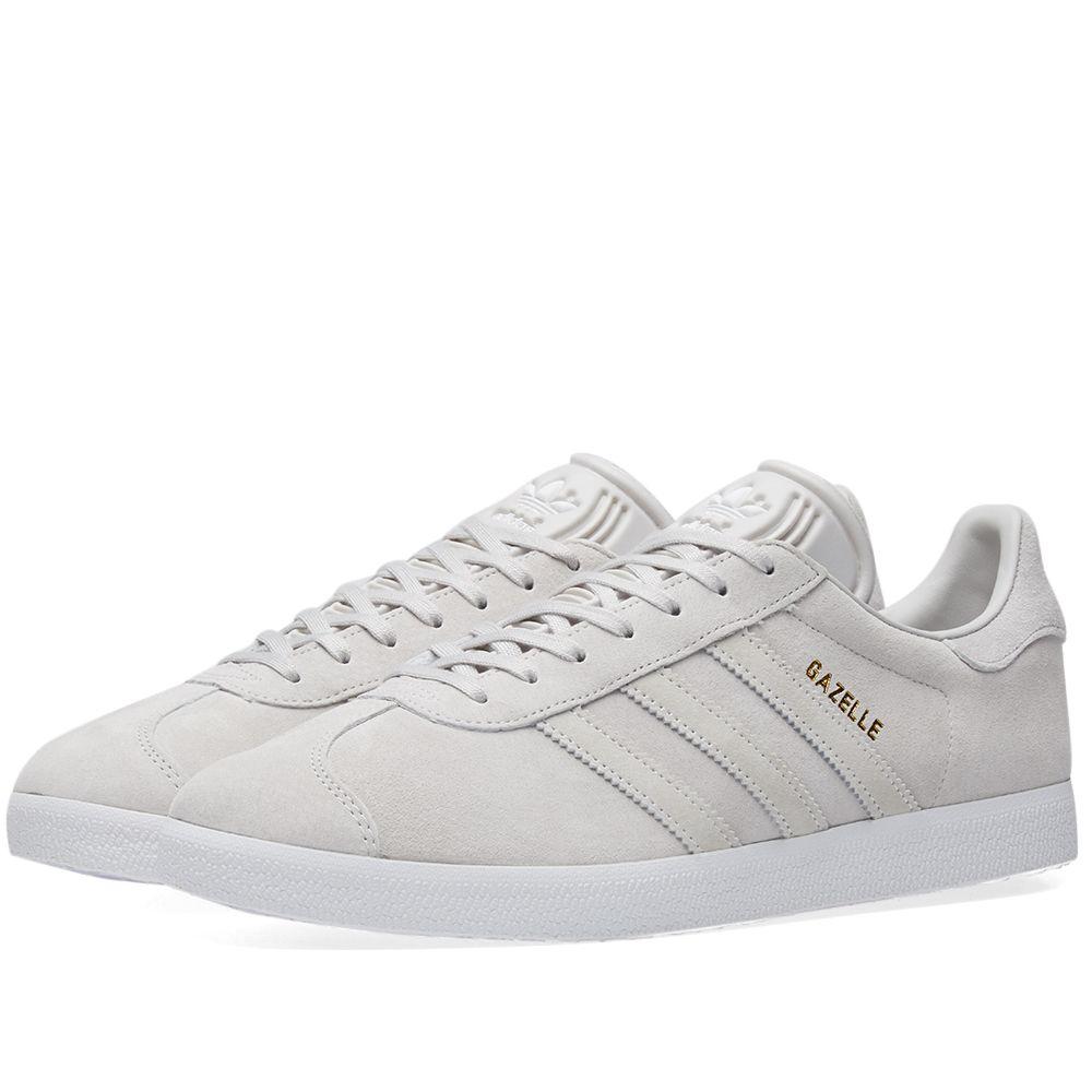 c025243091a5a4 Adidas Gazelle W Grey One