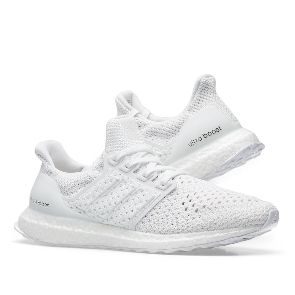 Adidas Ultra Boost Clima White   Clear Brown  1744f1c04