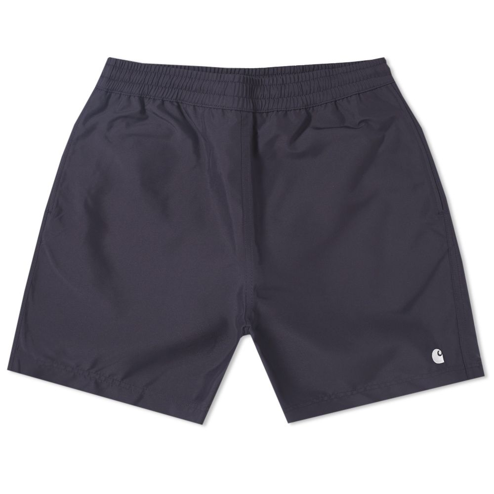 151d697653 Carhartt Cay Swim Short. Dark Navy & White. S$115 S$79. image