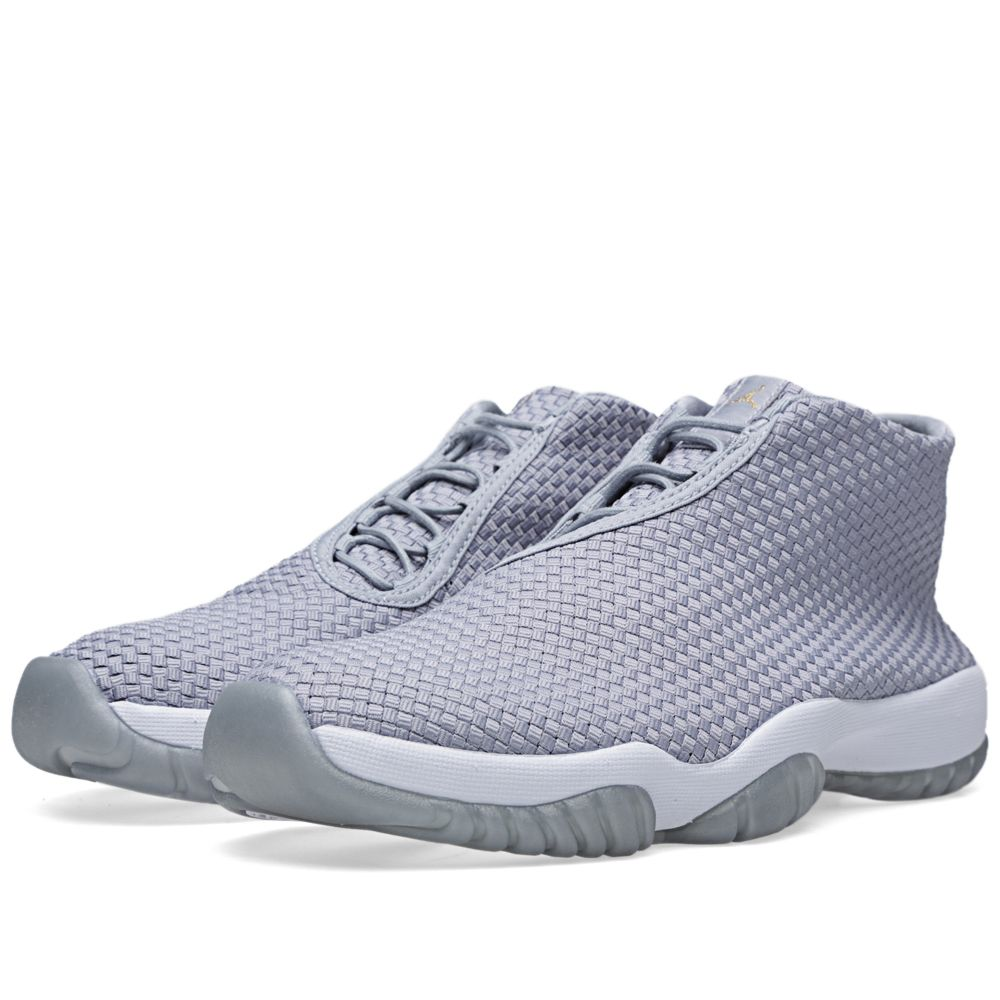 best sneakers a9a4d 27e1d Nike Air Jordan Future Wolf Grey   END.