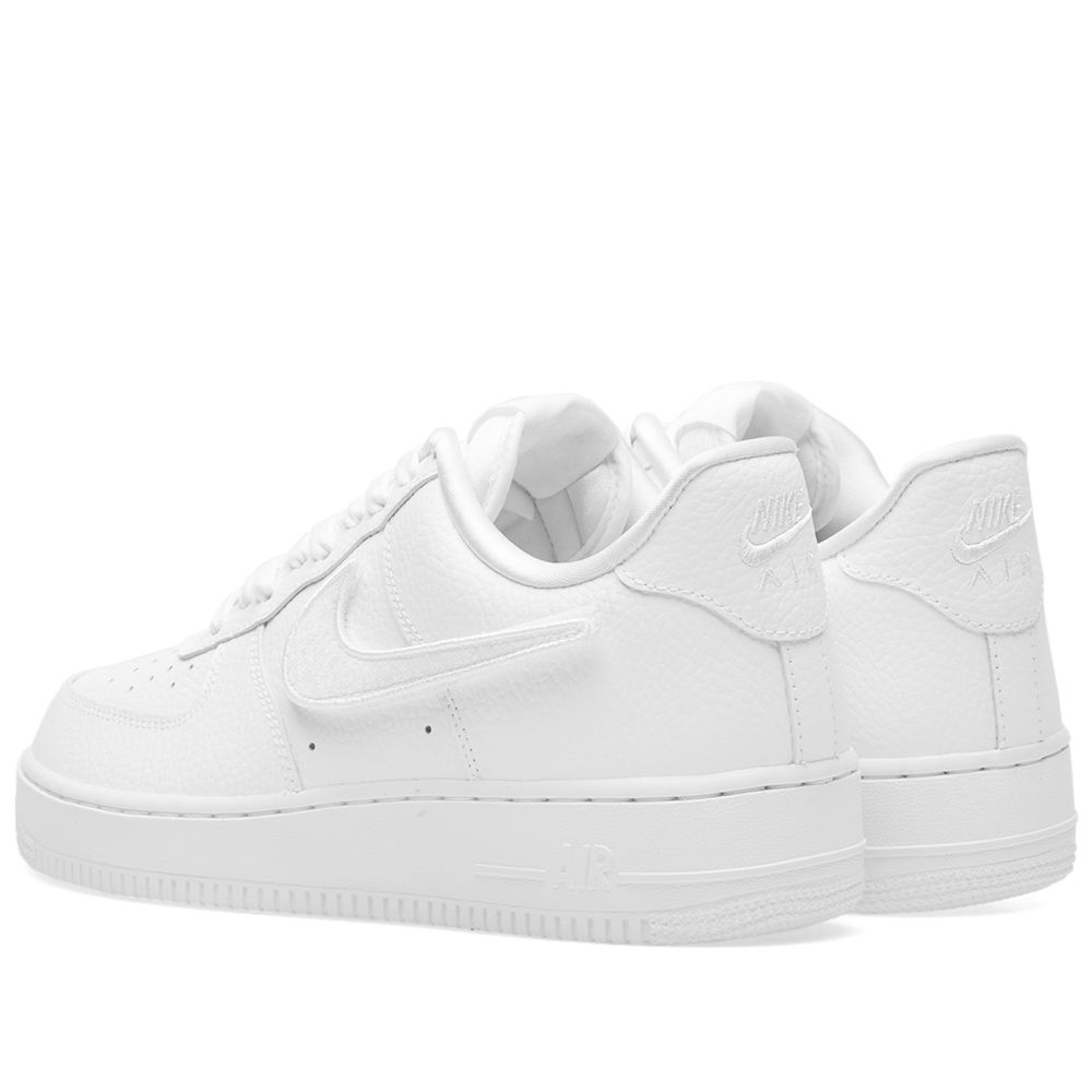 big sale f9fcf ada9d Nike Air Force 1-100 W White | END.