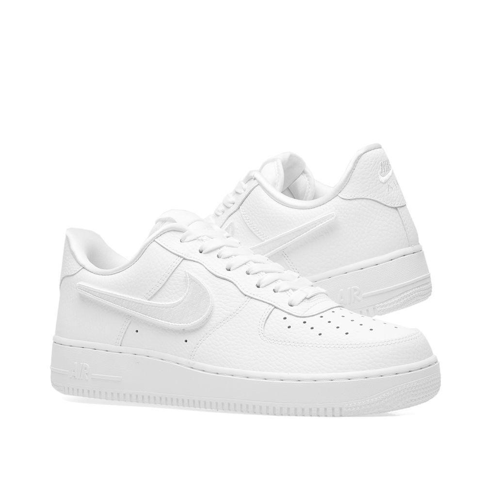 9645da420a3cf Nike Air Force 1-100 W White