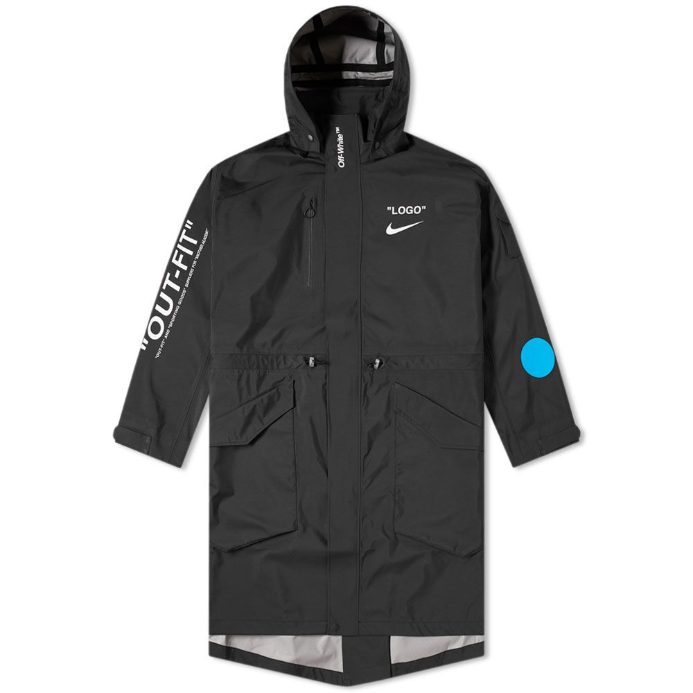 Nike x Off-White Jacket Black  de0e29f9a4ac