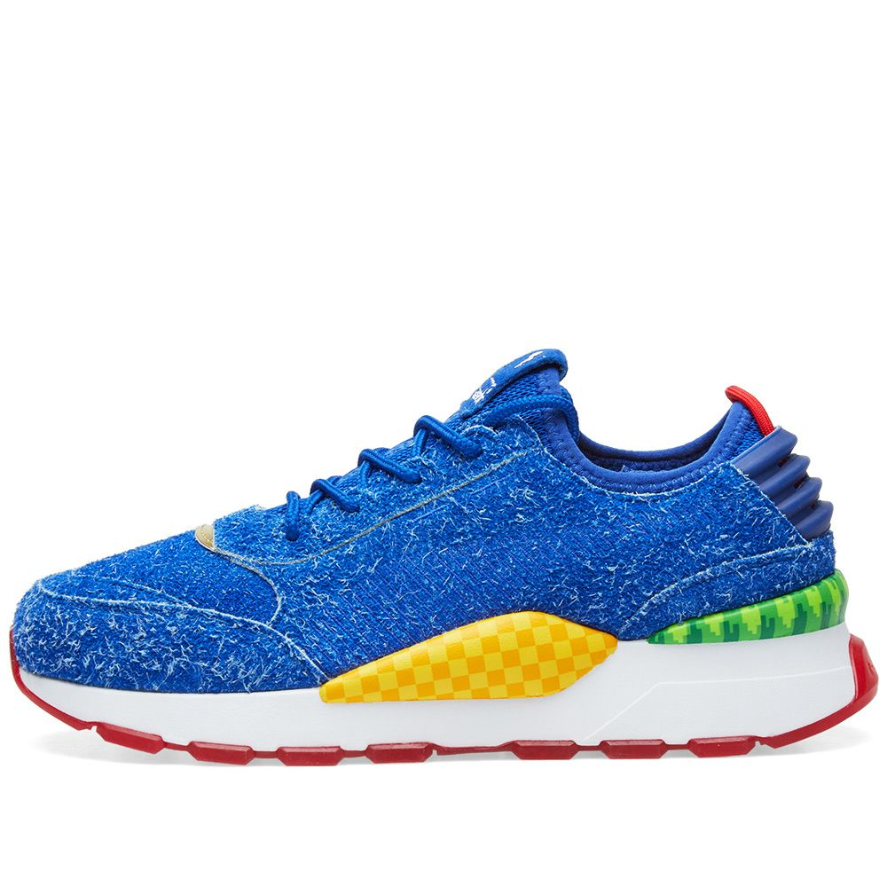 dc7dc76e0aca Puma x Sega RS-0  Sonic the Hedgehog  Surf the Web