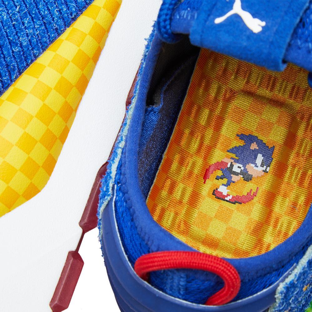052b3258eac49c Puma x Sega RS-0  Sonic the Hedgehog  Surf the Web