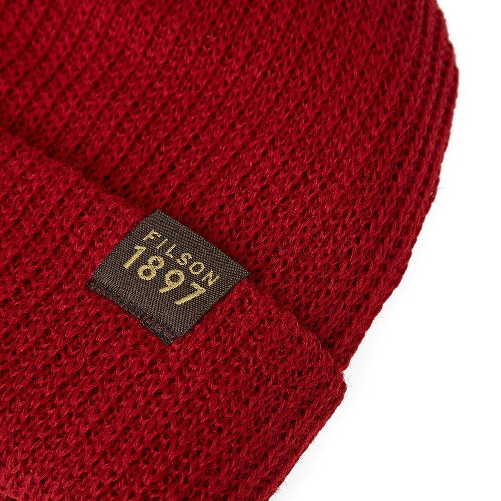 eba9d067420 Filson watch cap red end jpg 1000x1000 Red watch cap