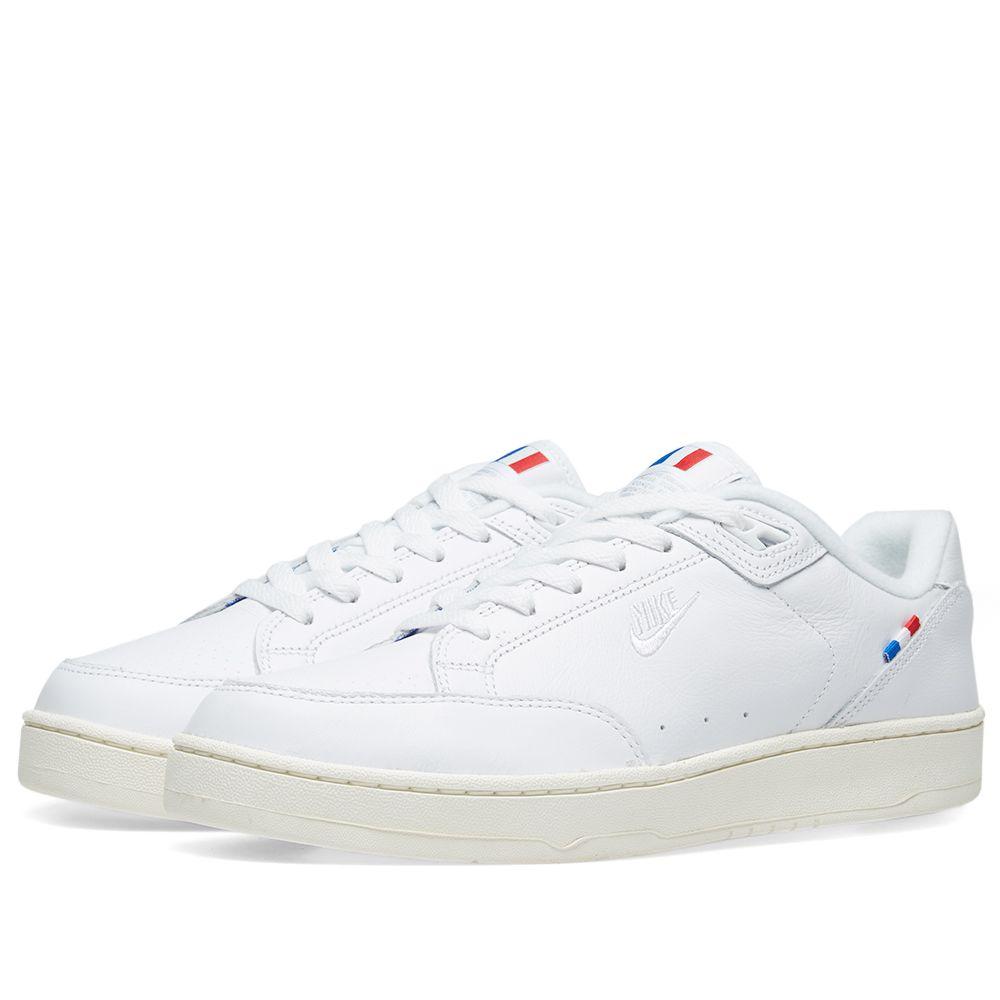 Nike Grandstand II Pinnacle White 5e7297de4