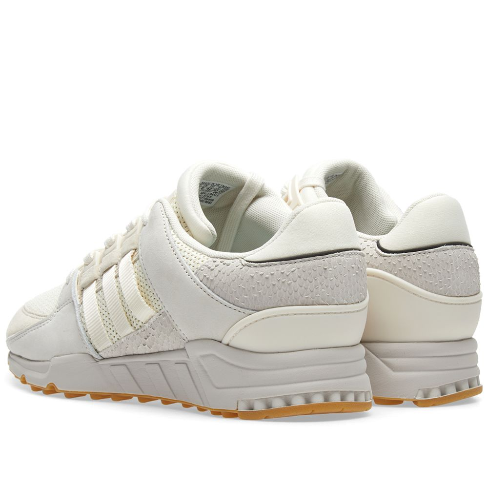 new style 40bcb b0401 Adidas EQT Support RF. Chalk White  Gum