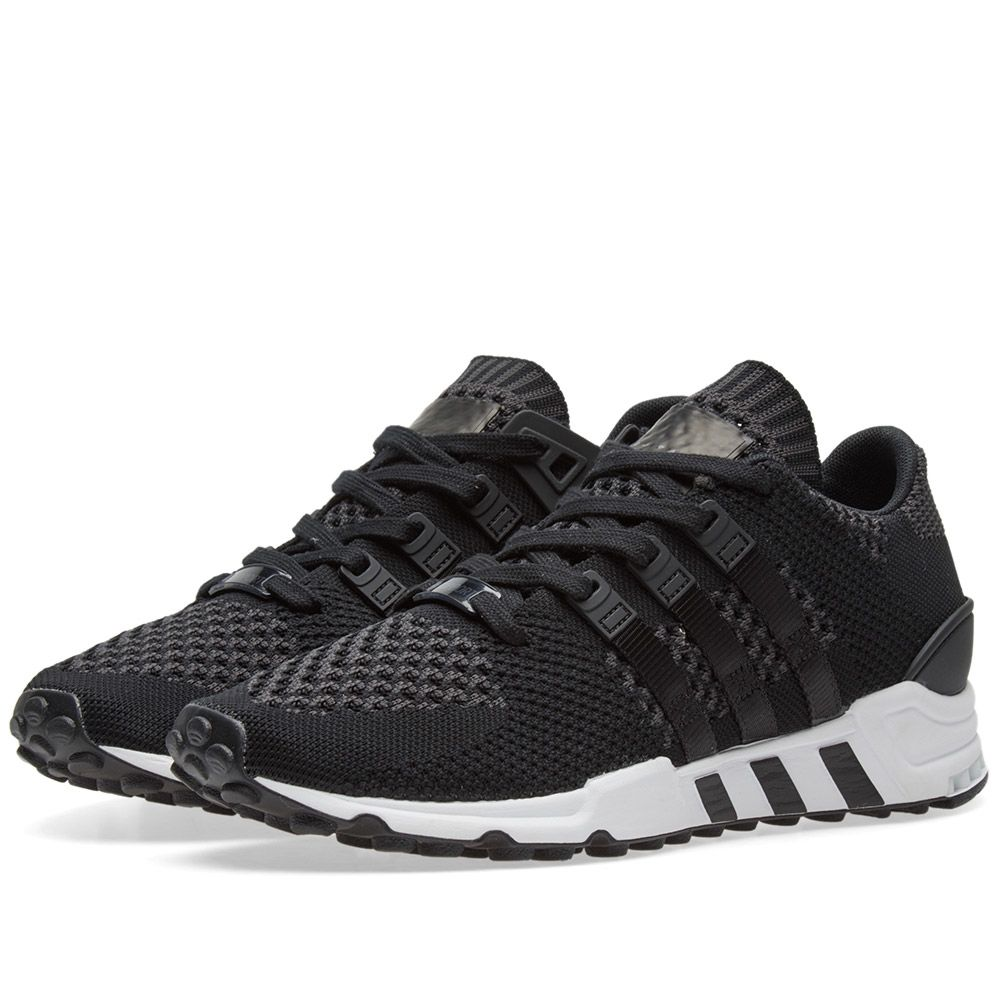 the latest 83a77 8f19a Adidas EQT Support RF PK Black  White  END.