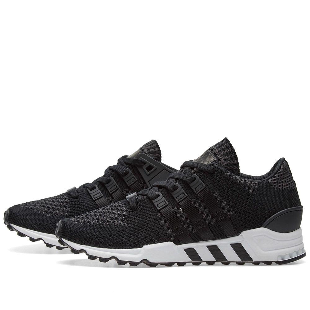 big sale 6a216 9e1c7 Adidas EQT Support RF PK. Black  White