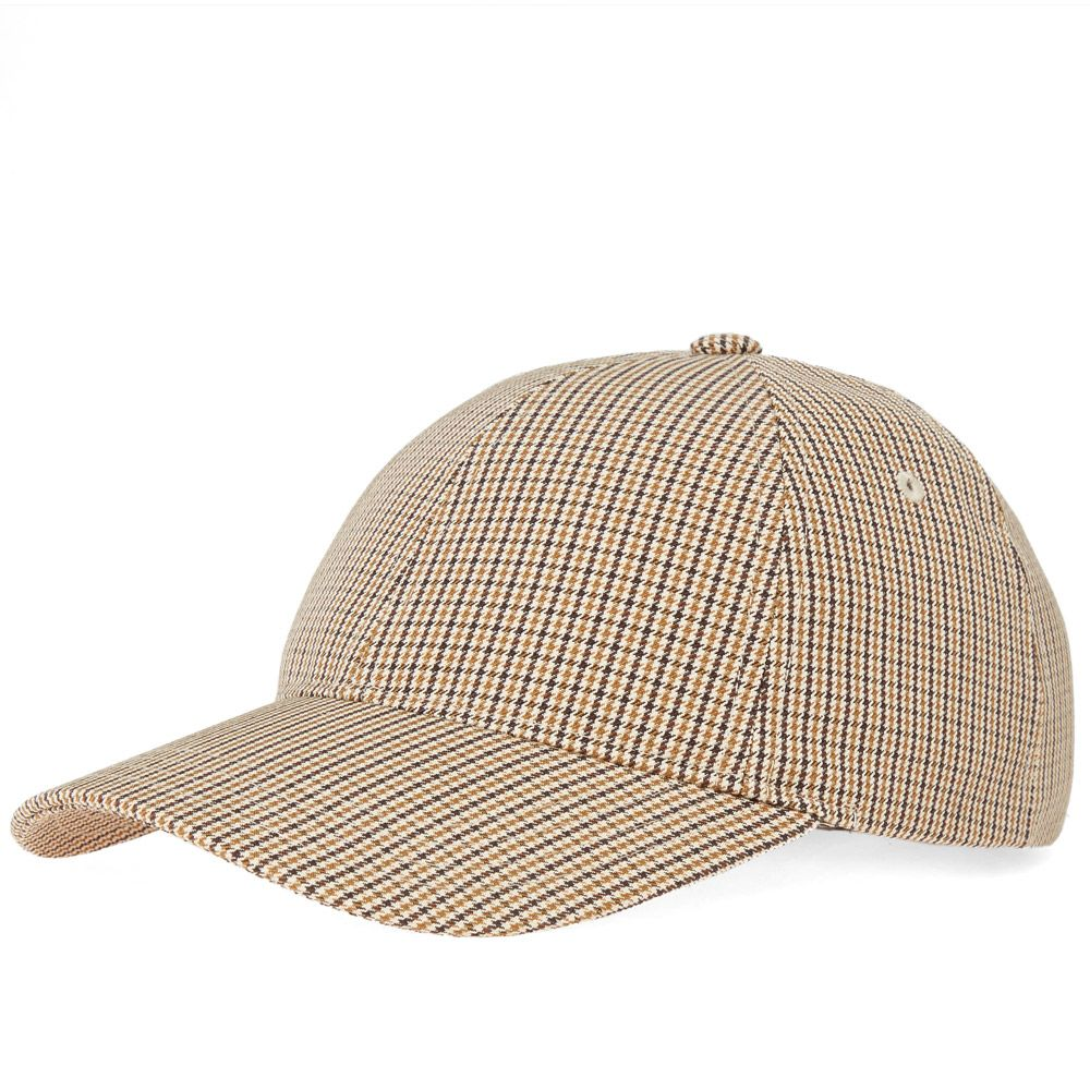 A.P.C. Stan Baseball Cap Dark Beige  58735b013d61