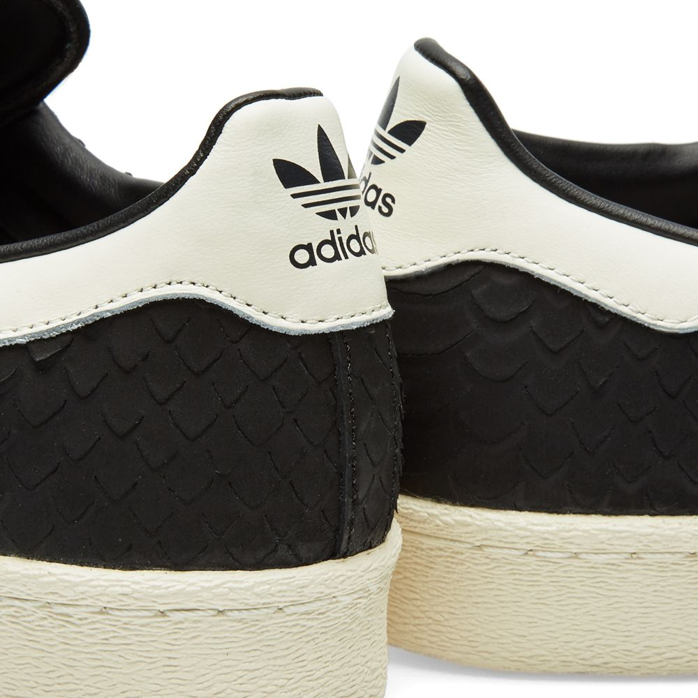 335fca45cac0fb Adidas Women s Superstar 80s Snake W Black   Off White