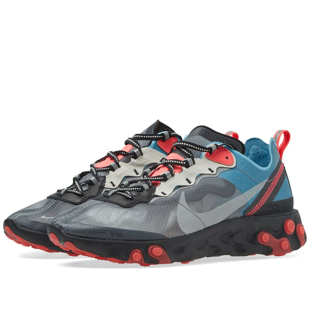 93bd966a19b6 Nike React Element 87 Black