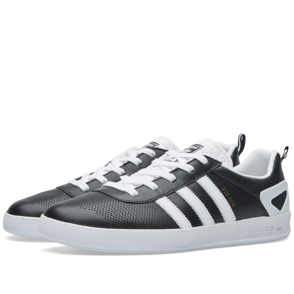 Adidas x Palace Pro Core Black   White  c3fbf1084