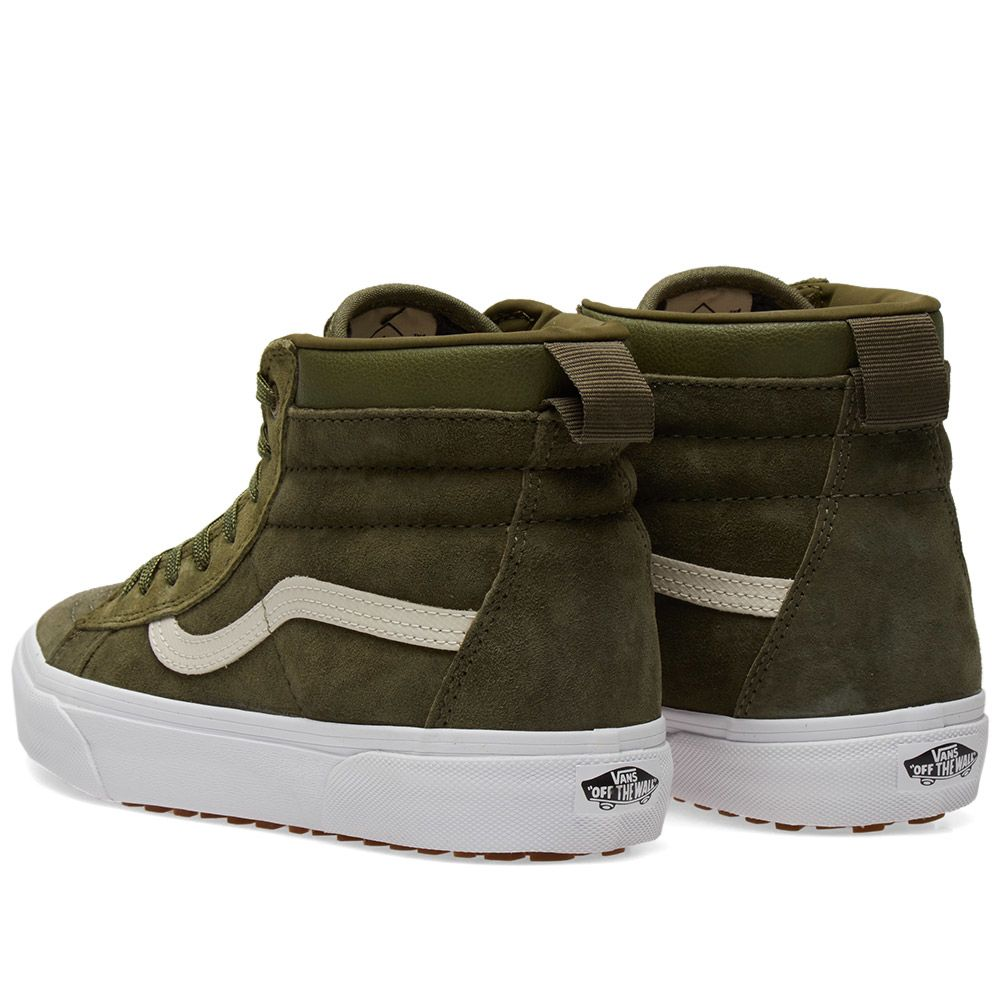 96ae214dd5 Vans SK8-Hi MTE Winter Moss   Military