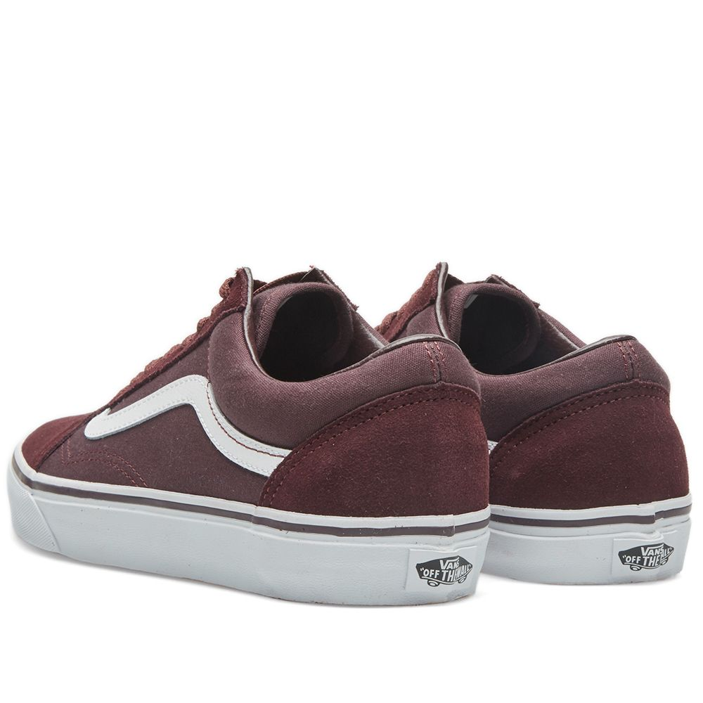 776cfadcb50 Vans Old Skool. Iron Brown   True White.  69  45. image
