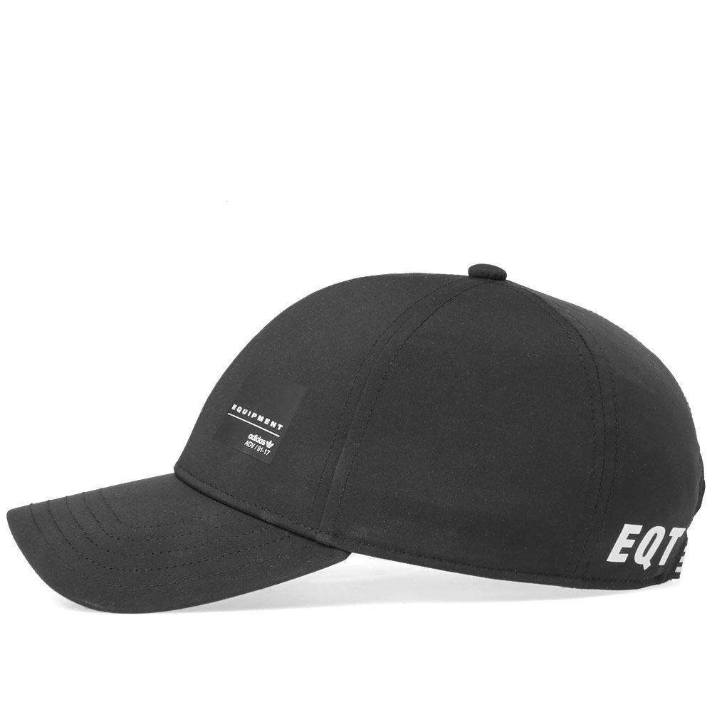 Adidas EQT Classic Cap Black   White  8559f1987f7