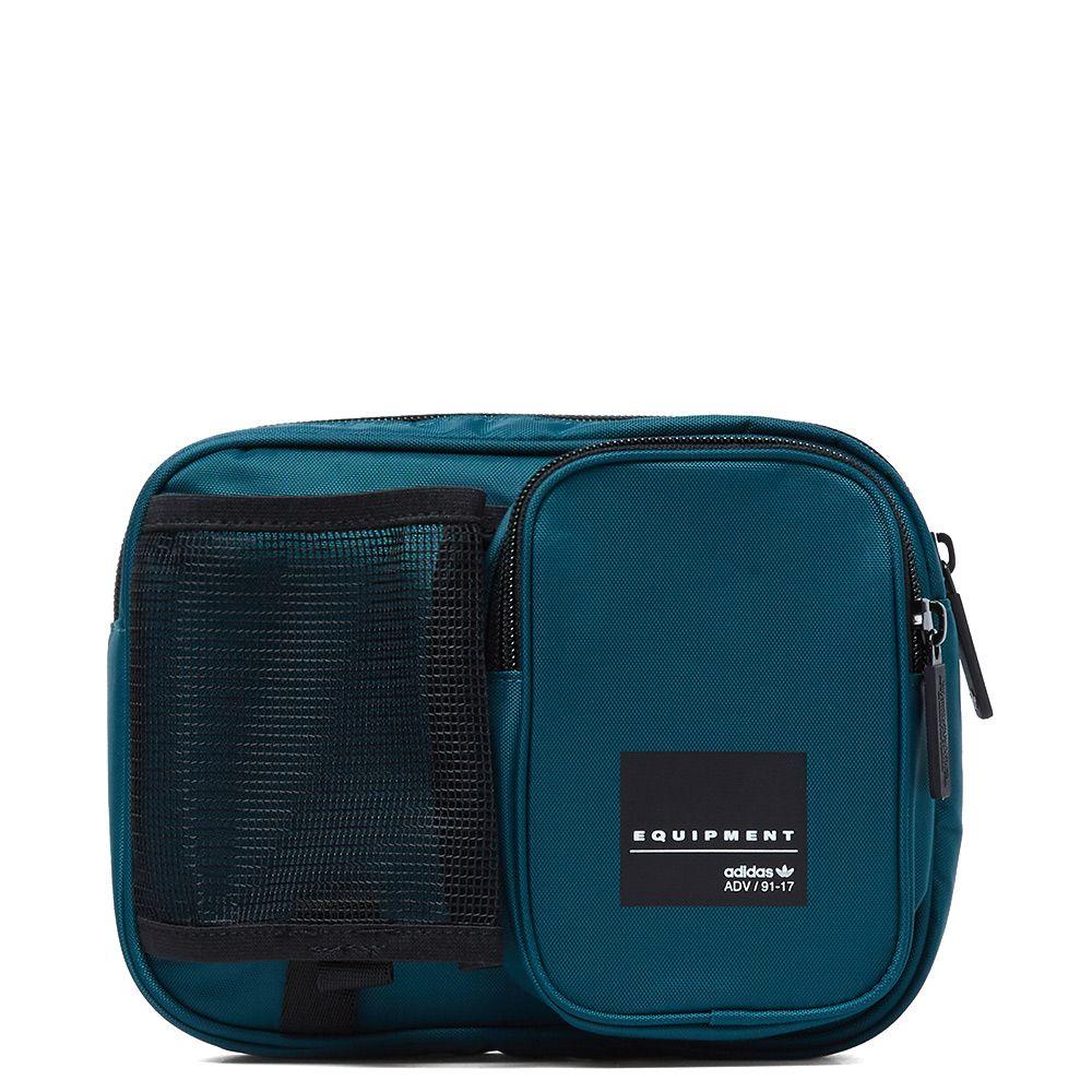 88e466f35a97 Adidas EQT Waist Bag Mystery Green
