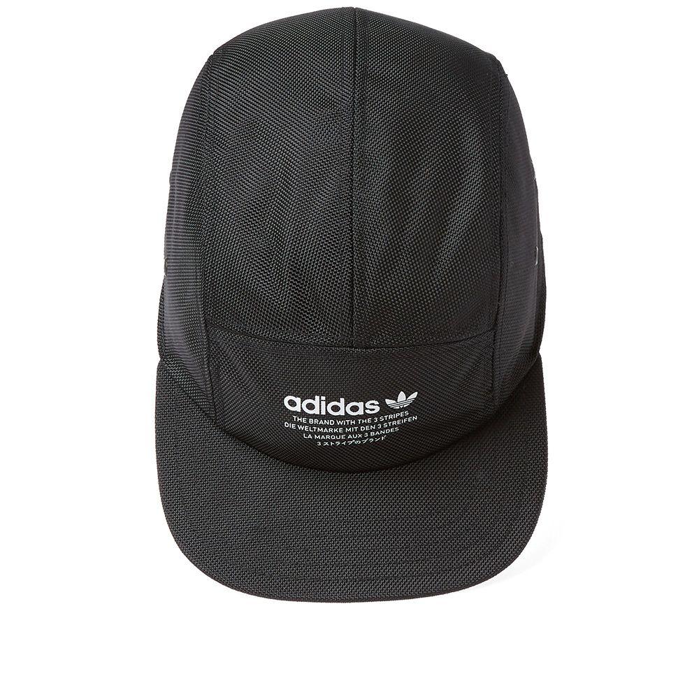 super popular 5a729 7c06a Adidas NMD Running Cap. Black  White