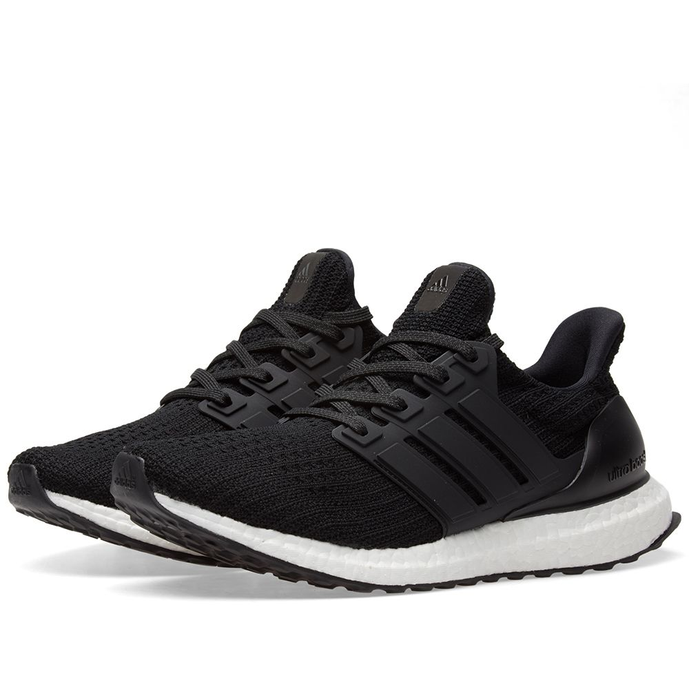 18b2dd8046d Adidas Ultra Boost 4.0 Core Black