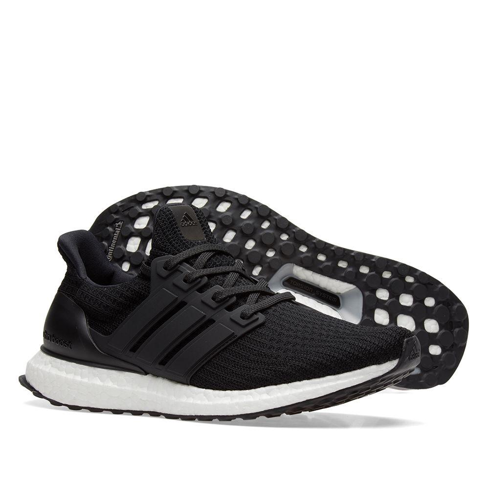 Adidas Ultra Boost 4.0 Core Black  c775672dd