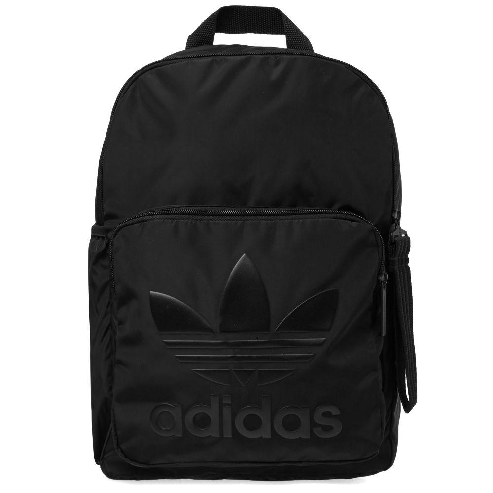 1dc35e12c8 Adidas Trefoil Backpack Black