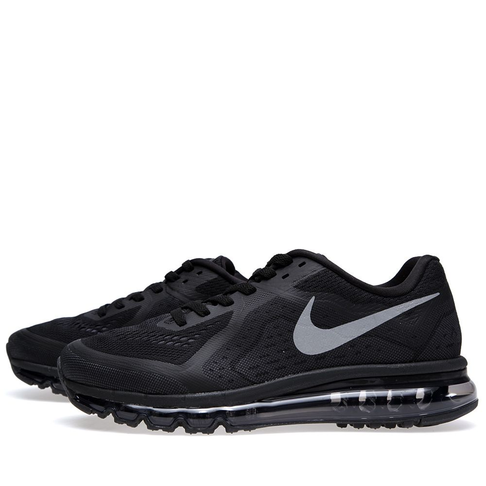 designer fashion 6573f 5b90b Nike Air Max 2014 Black  END.