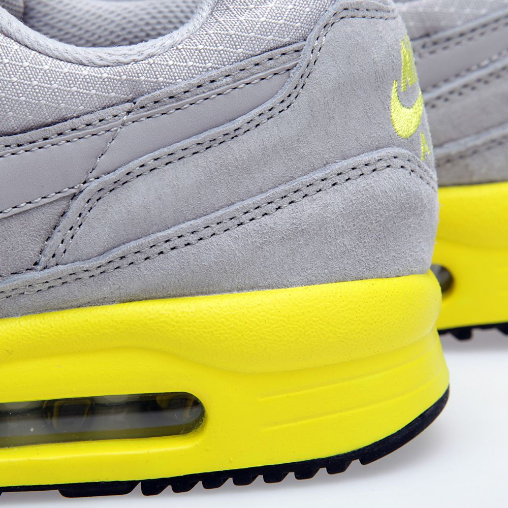 lowest price b9901 0fadc Nike Air Max Light Premium Light Iron and Medium Grey   END.