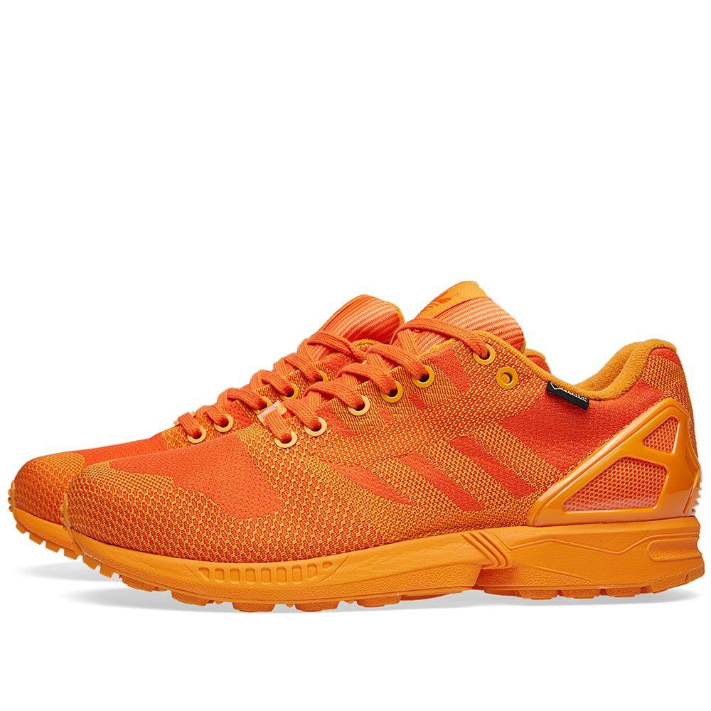 the best attitude 5d41d aed3a Adidas ZX Flux Weave OG GTX. Bright Orange  Black. HK959 HK475. image