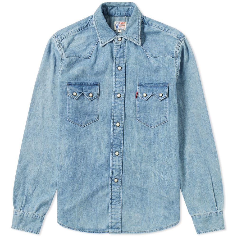 3b438a8d7f homeLevi s Vintage Clothing 1955 Sawtooth Shirt. image. image. image.  image. image. image. image