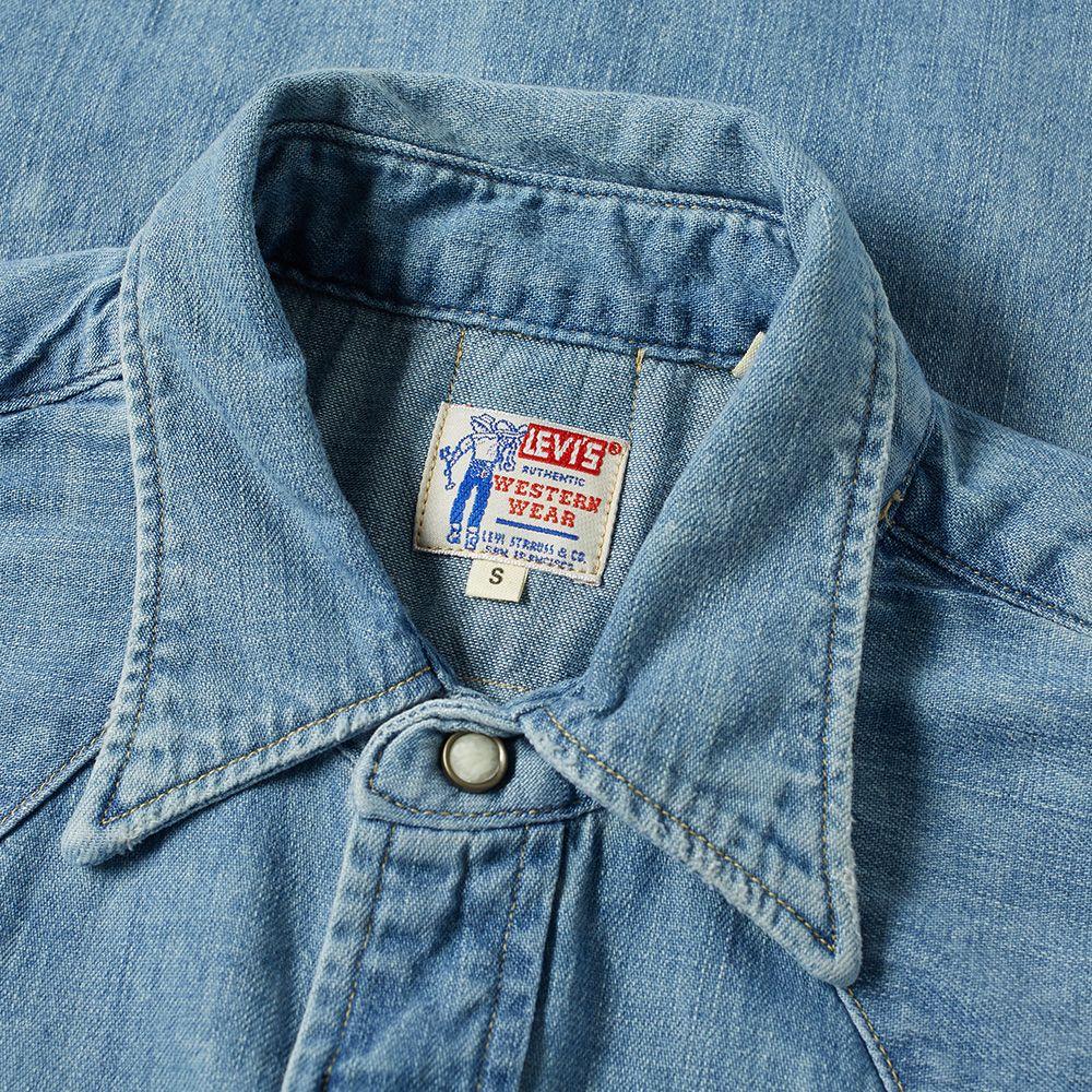 b604fc0abe homeLevi s Vintage Clothing 1955 Sawtooth Shirt. image. image. image.  image. image. image. image. image