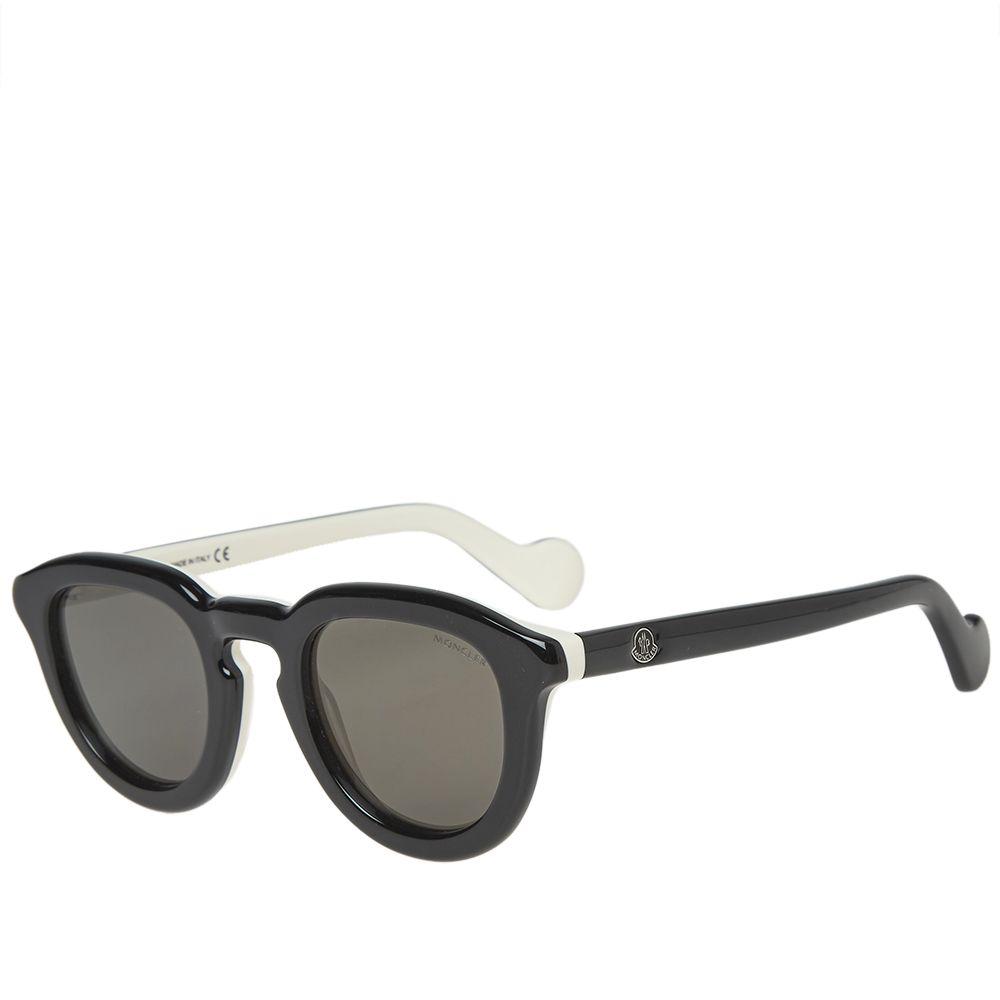 65828c8f3b Moncler ML0079 Sunglasses Black