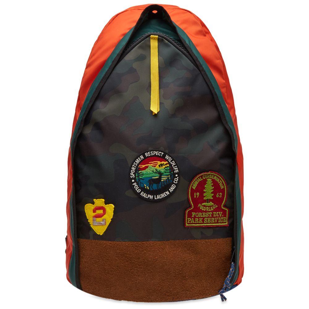 Polo Ralph Lauren Great Outdoors Cross Body Backpack Multi   END. 2a871fcec1
