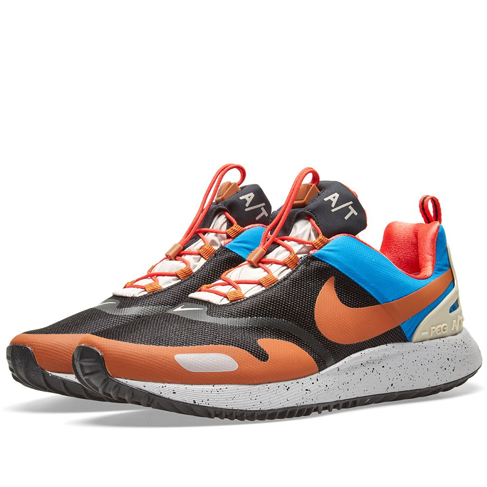 buy online fea86 e02de Nike Air Pegasus AT Winter QS Black, Russet  Blue Nebula  EN