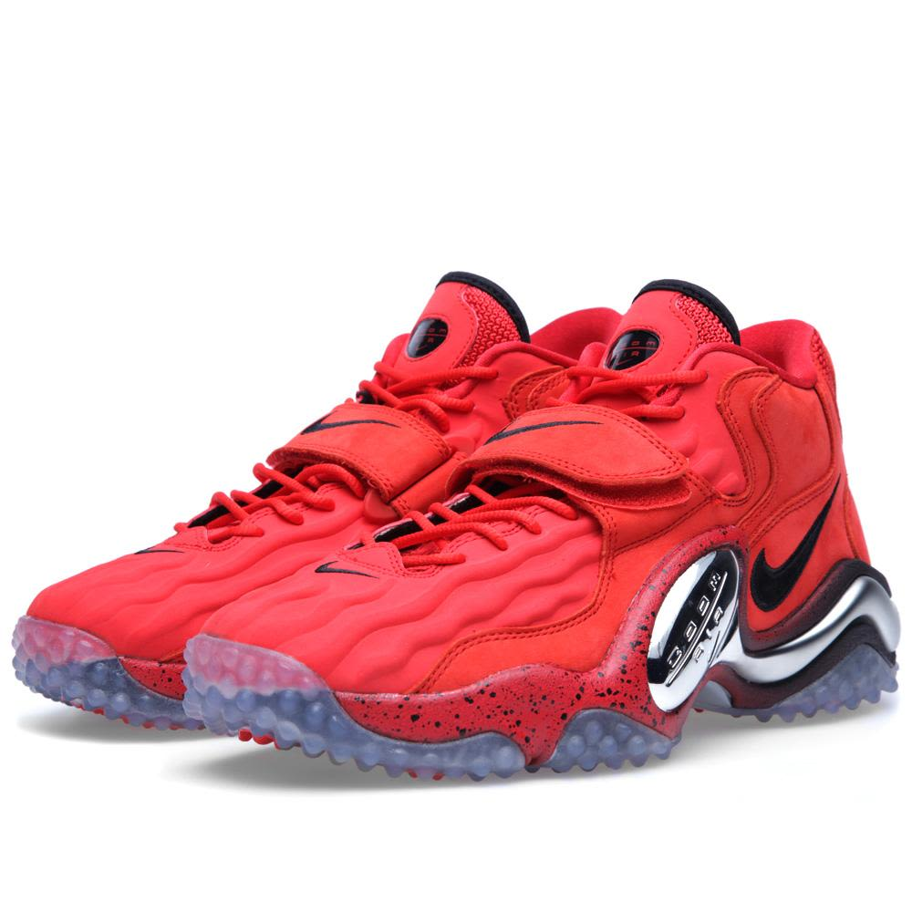 online store e0a4b 4bc22 Nike Air Zoom Turf Jet 97 QS Challenge Red  END.