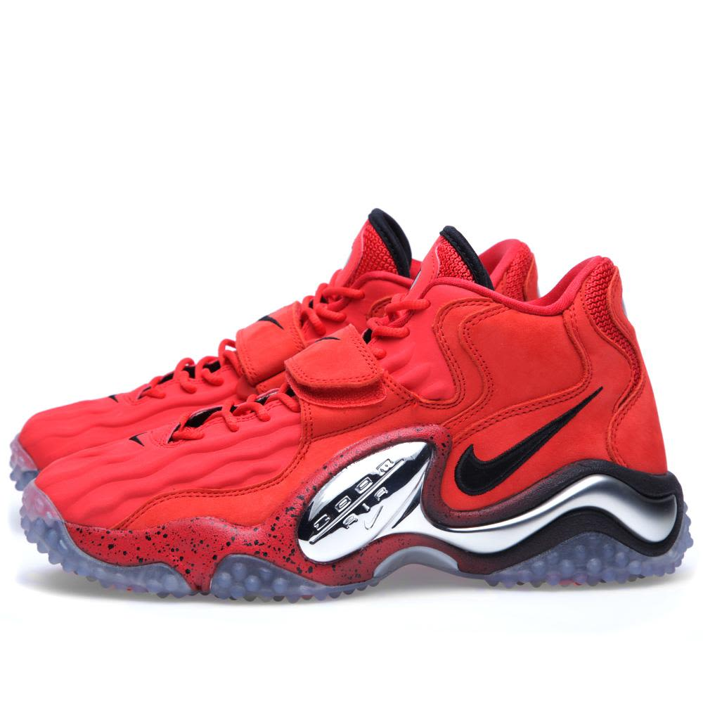 online store 6f1a8 5b708 Nike Air Zoom Turf Jet 97 QS Challenge Red  END.