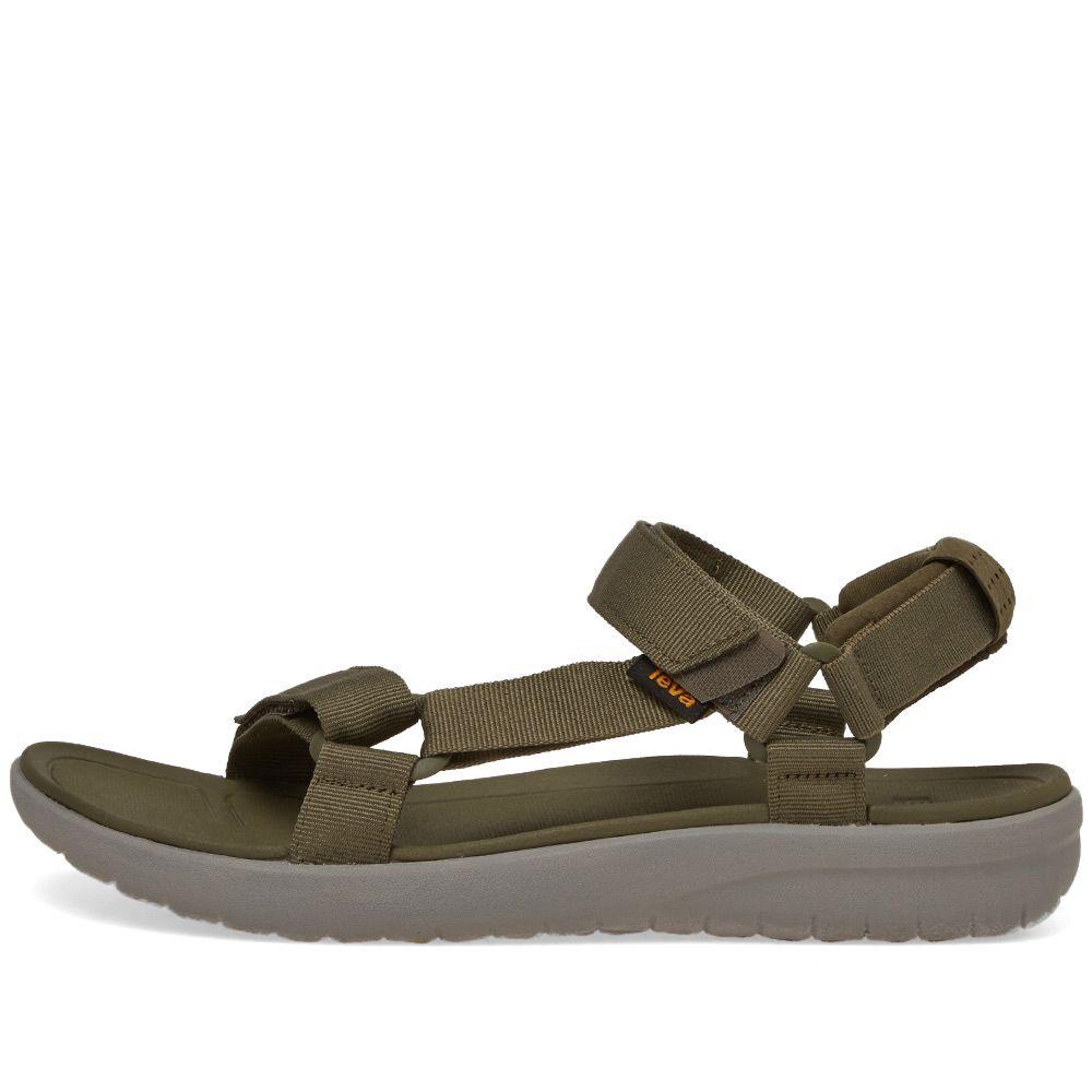 df58baa923c Teva Sanborn Universal Sandal Burnt Olive