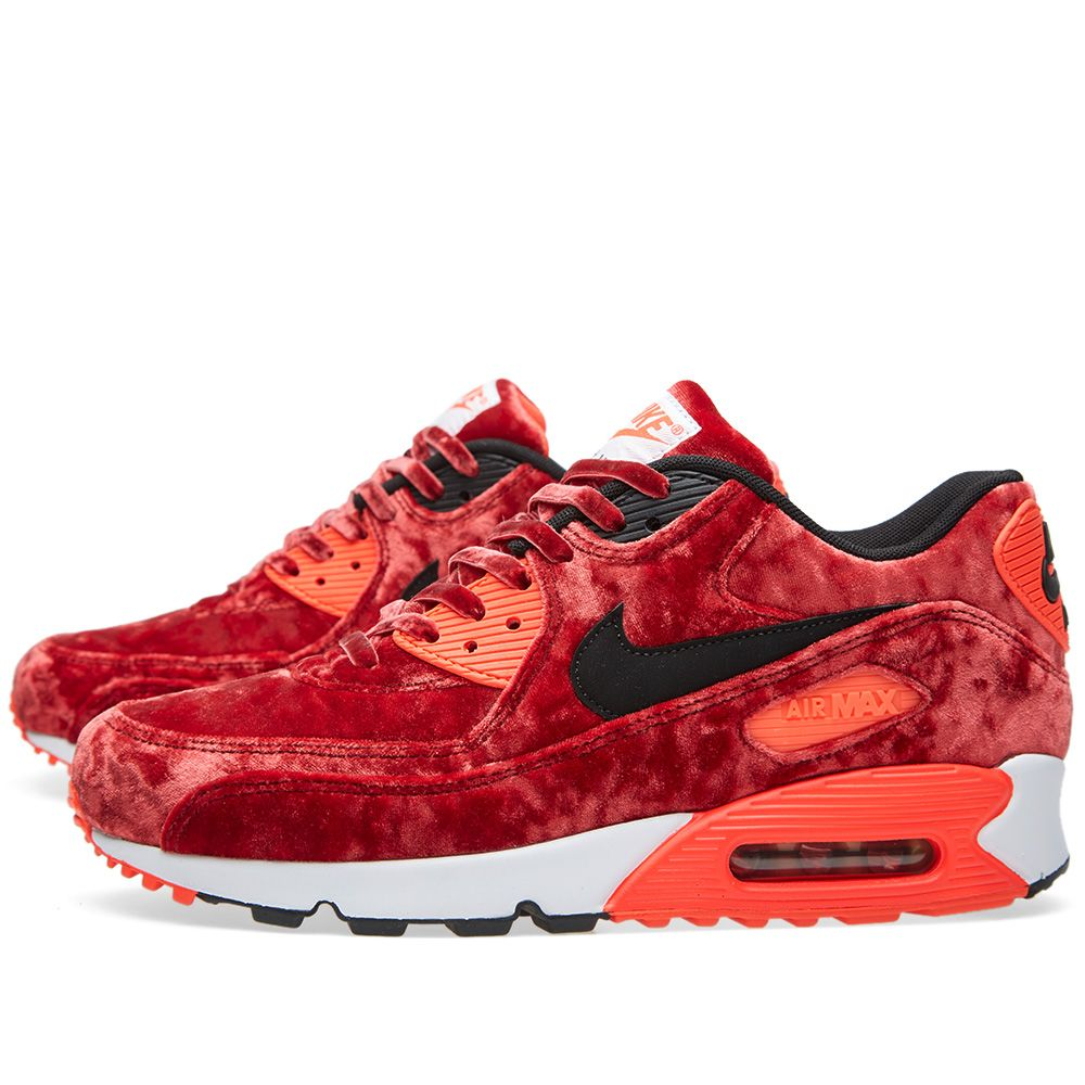 Nike Air Max 90 Anniversary  Red Velvet  Gym Red 9d3895d7a