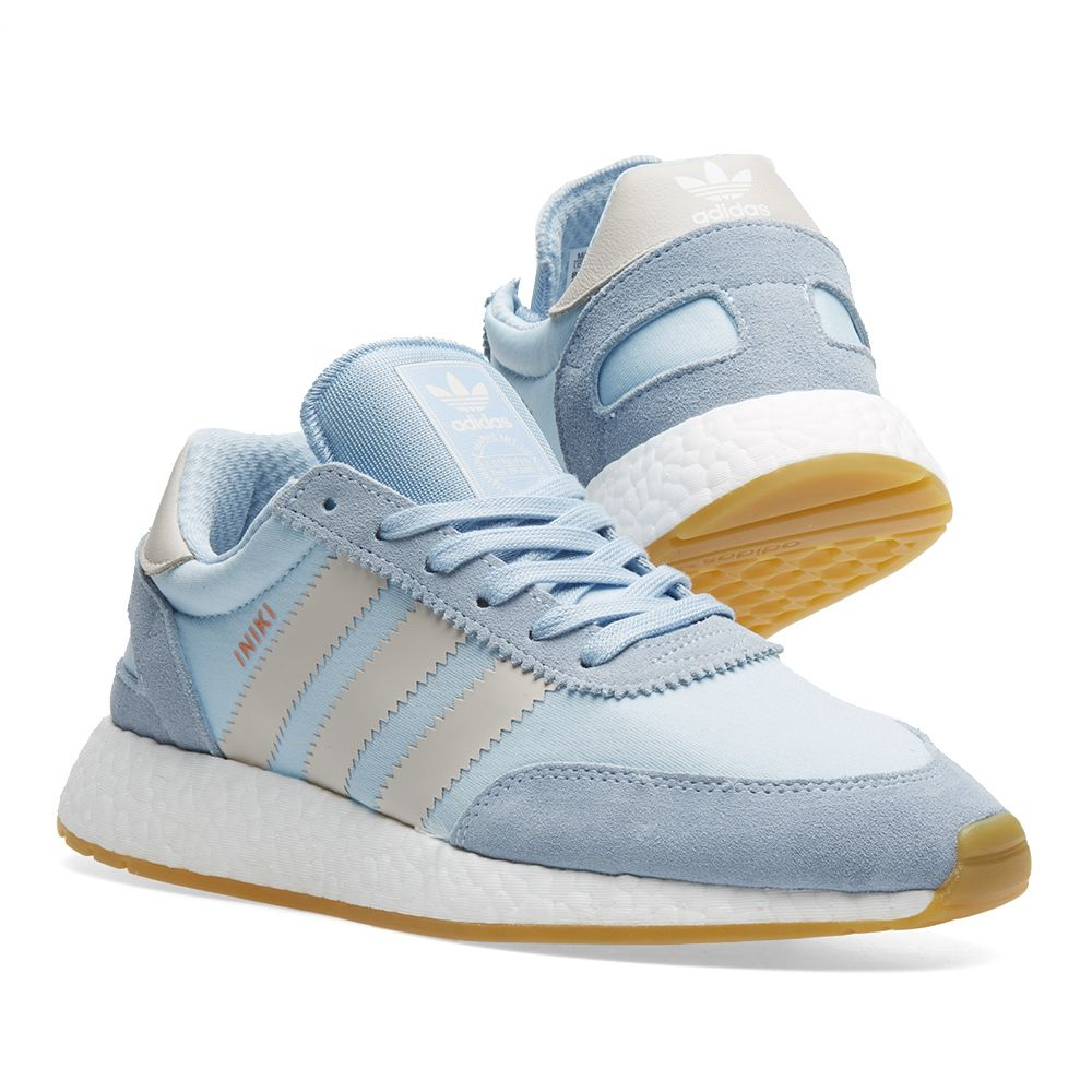 Adidas Iniki Runner Easy Blue   Pearl Grey  634e0f72938b