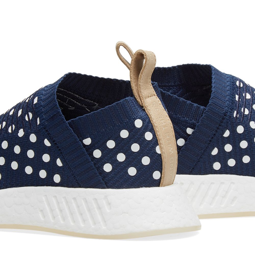 Adidas Women s NMD CS2 PK W Collegiate Navy   White  fe585d29f