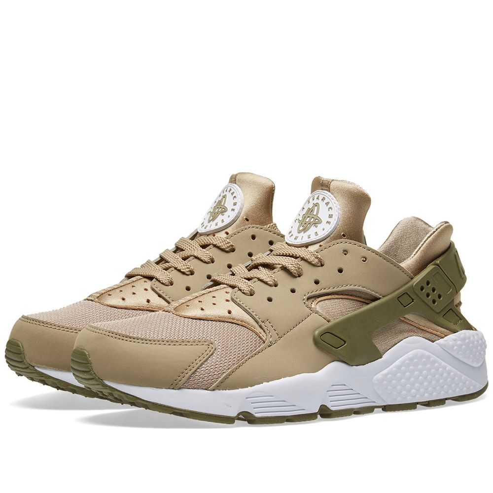 fb0f99e91440 Nike Air Huarache Khaki   Medium Olive