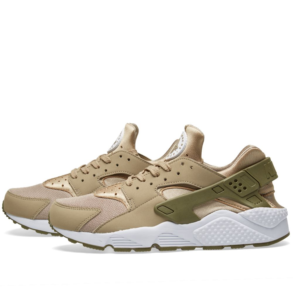 2fe532a13dcd0 Nike Air Huarache Khaki   Medium Olive