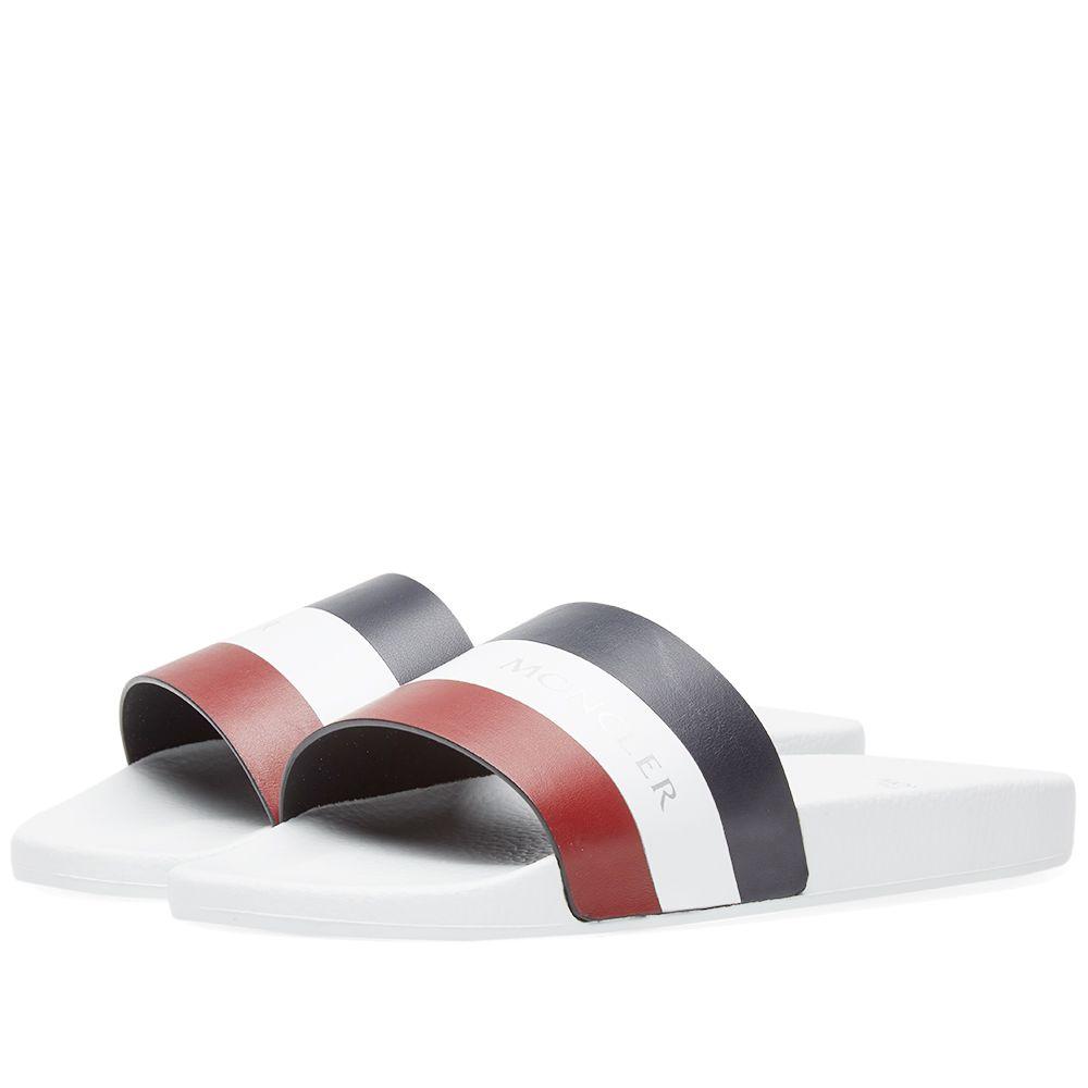 51d1d19777a Moncler Basile Tricolour Slide