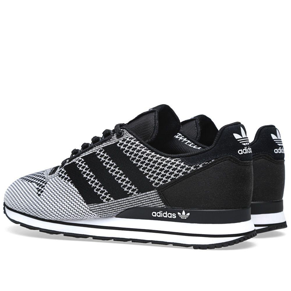 8ba632d8c Adidas ZX 500 OG Weave Black   Running White