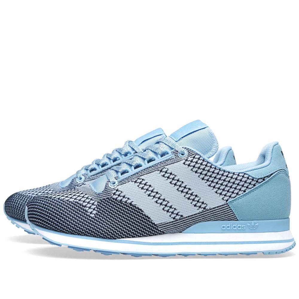 d2d01c28dbe75 Adidas ZX 500 OG Weave Argentina Blue   Navy