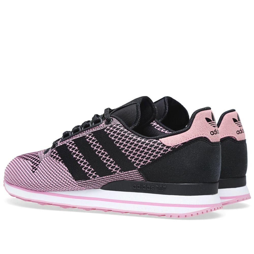 Adidas ZX 500 OG Weave. Black   Tropic Bloom. S 115 S 75. image 120dec284
