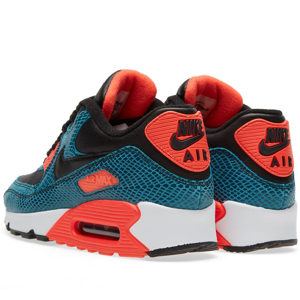 2cb9eecd4f78 Nike Air Max 90 Anniversary  Infrared Snake  Dusty Cactus